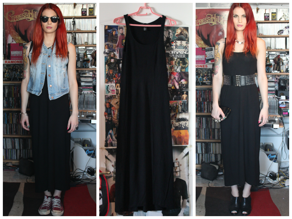 43954146082 Day to Night: Maxi Black Dress – Do You VANA Be Perfect?